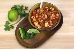 Make This Hearty Slow Cooker Chicken Chili