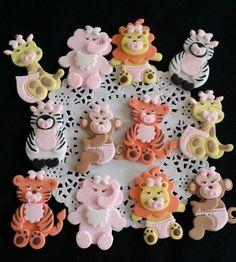 Elephant Baby Shower, Elephant Cake Topper, Elephant Decoration, Jungle Safari Party Decorations, Elephants Cake Decorations, Blue Elephants