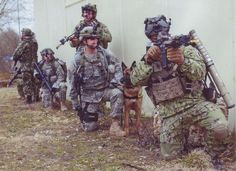 "SEAL Team 1  Mission Rehearsal Exercise: ""Ash Hollow""  Joint Multinational Readiness Center, Hohenfels (Germany)"