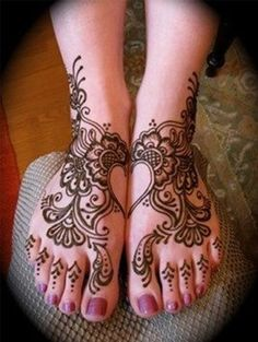 295 Best Henna Feet Leg Designs Images Henna Mehndi Henna