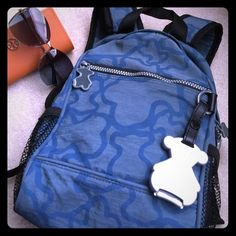 HP Tous Backpack In great condition, this is the small one Tous Bags Backpacks