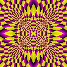 optische illusionen - Google zoeken