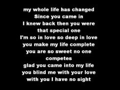 Ginuwine - Differences [with lyrics]