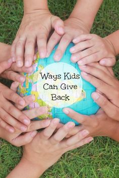 14 Ways Kids Can Give Back - Life as Leels