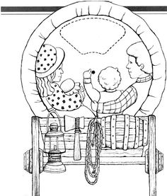 fur trade coloring pages - photo#30