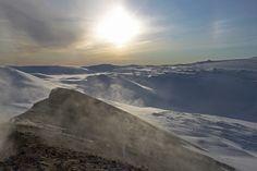 Iceland & volcanos