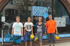 Photo from SEPTEMBER 10TH 2015 collection by Boston Segway Tours