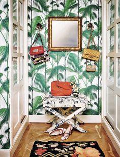 19 Palm Leaf Decor Ideas to Channel Blake Lively's Jumpsuit via Brit + Co
