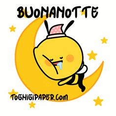 Gif buonanotte ⋆ Toghigi♥Paper Gif, Dolce, Cards, Fictional Characters, Good Morning Images, Good Night, Maps, Fantasy Characters, Playing Cards