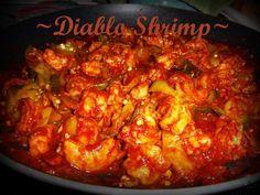 Camarones a La Diablo (Diablo Shrimp) - Hispanic Kitchen