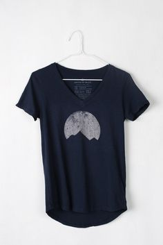 Womens Star Silhouette Tee   United By Blue