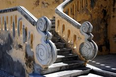 Schody, Baroko, Jižní Francie, Provence