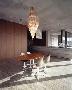 #kitchen #bunkerartgallery #penthouse #gallery