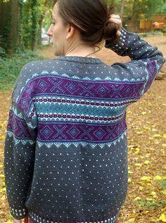 Ravelry: Vintersolverv pattern by Donna Druchunas