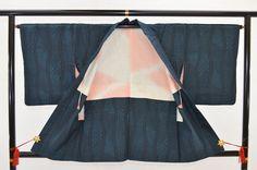 ■ Patterns: Wavy stripe / Round tsunami / Fortune hexagon. ■ Colour: Navy blue. ■ Material: Silk tsumugi. and historical places of Japan (Tokamachi,Niigata). Let's find out Beautiful KIMONO at kimonopetitjapon! | eBay!