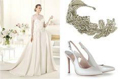 Como ter um look de noiva inspirado na princesa e atriz Grace Kelly? Image: 0