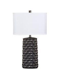 Signature Designs by Ashley Salinda Green Ceramic Table Lamps Set