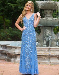 Sean Collection 50690 Peri Prom Dress