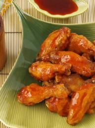 East Asian-Style Wings | KitchenDaily.com