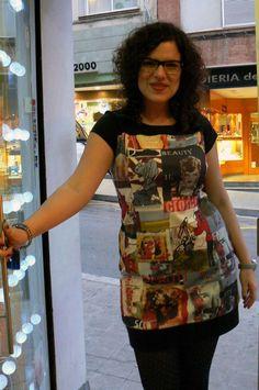 Entrando en @Si Mona Baixada Plana ... Preciosa tienda de complementos en pleno Cor d'Horta!!