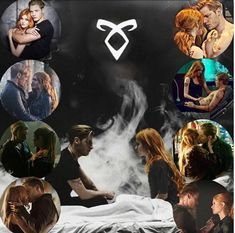 Find images and videos about shadowhunters, the mortal instruments and clary fray on We Heart It - the app to get lost in what you love. Clary Et Jace, Shadowhunters Clary And Jace, Shadowhunters Tv Series, Shadowhunters The Mortal Instruments, Clary Fray, Dramas, Sci Fi Tv Shows, Dominic Sherwood, Cassandra Clare Books