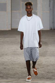 Julien David Spring 2018 Menswear Collection Photos - Vogue