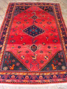 Tapete Artesanal Rústico Iran Bakthiar 400 pontos 2,08 x 1,33 = 2,77 m² código 300-00493 R$ 2.493,00 a peça em 06x ou R$ 2.343,00 a peça à vista .