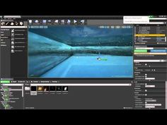 Water volume and Effects Tutorial Unreal Engine 4 - YouTube