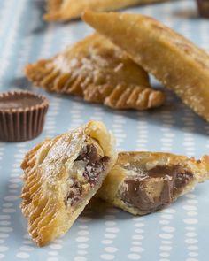 Fried Chocolate Hand Pies | MrFood.com
