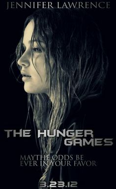 The Hunger Games 2012. So freakin excited!!
