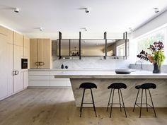 Doherty Design Studio - Local Kitchen Timber Cupboards - Ivanhoe Residence - Interior Design Archive 1