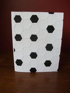 Hexagon Soccer Card