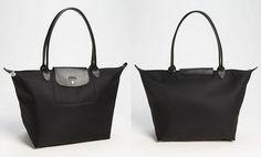 Longchamp Le Plieage Neo in black