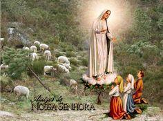 Galdino Saquarema Mistério: Nossa Senhora de Fatima - Galdinosaqua