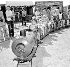 Mordialloc Carnival Train 1960's?