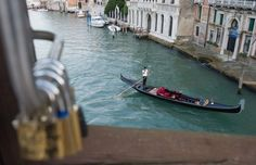Pin for Later: Is This the End of the Love Lock Tradition?  Love locks have made it to Venice, Italy.