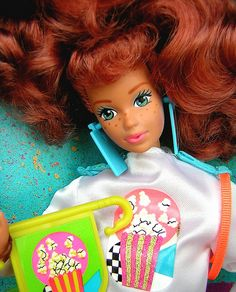Cool Times Midge- My very favorite!  She got to live in the dream house, not any Barbies.
