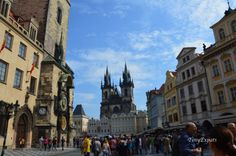 Breathtaking Prague with TinyExpats Prague Travel, Door Steps, Czech Republic, Great Places, Travelling, Places To Visit, Louvre, Street View, City