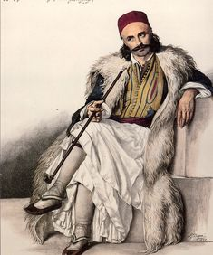 Markos Botsaris (Greek: Μάρκος Μπότσαρης, c. 1788 – 21 August 1823) was a general and hero of the Greek War of Independence and captain of the Souliotes. Botsaris is among the most revered national heroes in Greece.