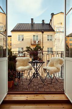 35m² à Stockholm