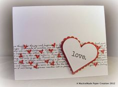 simply cute hearts over script