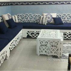 Pooja Room Design, Home Room Design, House Design, Home Decor Furniture, Furniture Design, Moroccan Home Decor, Room Partition Designs, Living Room Sofa Design, Diy Home Repair