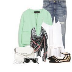 """""""spring"""" by stacy-gustin on Polyvore"""