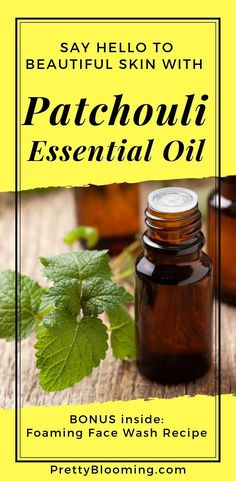 Patchouli oil is not just for perfumes but can also do wonders to your skin! Know more about this aromatic oil and how to reap its benefits for the skin. Patchouli Oil, Patchouli Essential Oil, Essential Oil Perfume, Facial For Dry Skin, Facial Oil, Henna Designs, Essential Oils For Pain, Oily Scalp, Oil Benefits