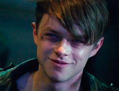 Dane DeHaan as Harry Osborn in The Amazing Spiderman 2