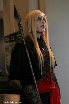dtjaaaam: Silverlance Nuada - Sakura-Con 2012 El antagonista humano que odia la secuela de Hellboy.