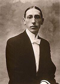 Igor Stravinsky 1882-1971 Fue un compositor y director  de orquesta ruso del siglo XX. Visitó a Cuba, en 1946.