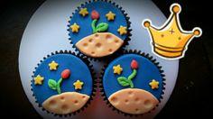 Le Petit Prince Cupcake #OPequenoPrincipe