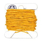 Bright Autumn Yellow Irish Waxed Linen 4 ply