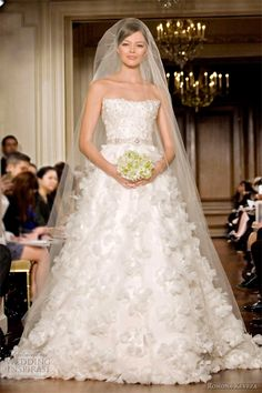 Romona Keveza Wedding Dresses Fall 2012 | Wedding Inspirasi